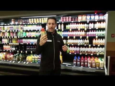 Todd Ortowski grocery store tour  (Kroger) part 1