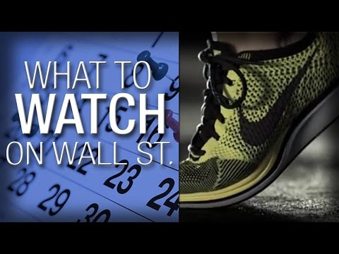 What to Watch: Wall Street Awaits Nike's Earnings Report on Thursday