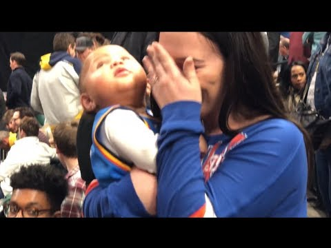 NBA BEST MARRIAGE PROPOSALS  (TRY NOT TO CRY) | OKC THUNDER Vs Indiana PACERS | 3.14.2019