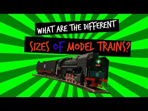 Model Trains for Beginners – Model Train Scales