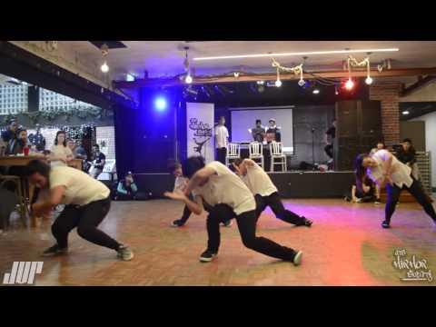 UTS Hiphop Society   #rizestudents Showcase   Underground Knockout
