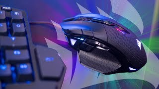 Bigger Is Better With The Corsair Nightsword RGB