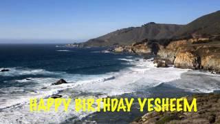 Yesheem Birthday Song Beaches Playas
