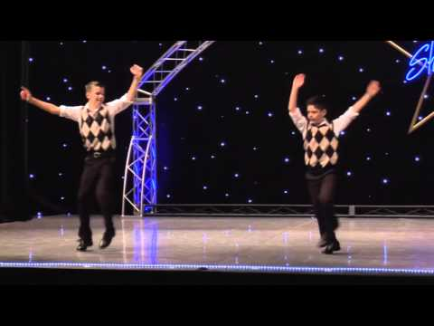 Dimensions in Dance - Moses Supposes, Tap Duet 2013