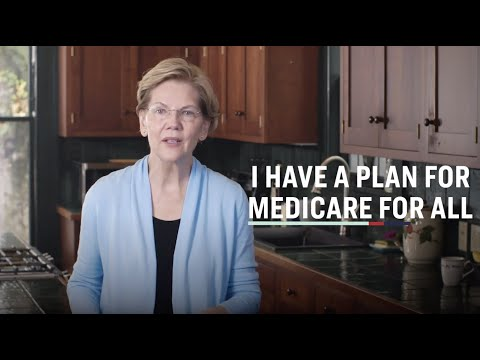 Elizabeth Warren's Plan to Pay for Medicare For All