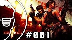 RESIDENT EVIL 5 Coop Ps4 gameplay (german/deutsch) #001 Kapitel 1-1