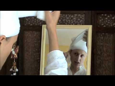 Como ponerse turbante: mujer - YouTube