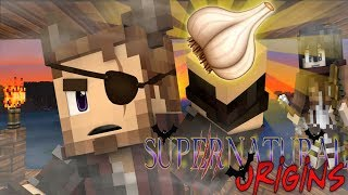 PROTECTING THE PACK! - Minecraft Supernatural Origins #16 (Werewolf Modded Roleplay)