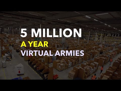 Amazon Seller Nathan Hirsch Pulls 5M+ Revenue a Year With His Virtual Assistant Army