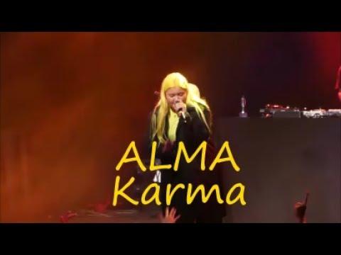 ALMA - KARMA Live at Helsinki Pride 2017