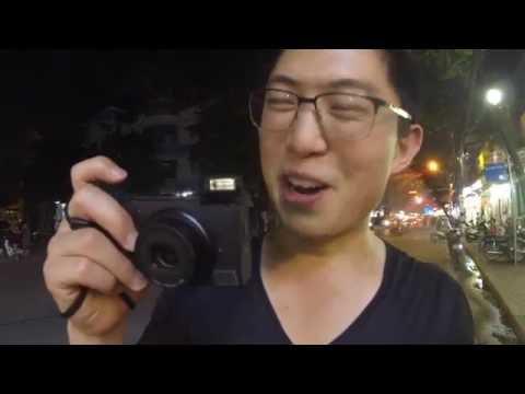 Shooting Night Street Photography with Chu Viet Ha in Tuyên Quang for Tết Trung Thu