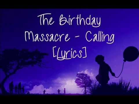 Клип The Birthday Massacre - Calling