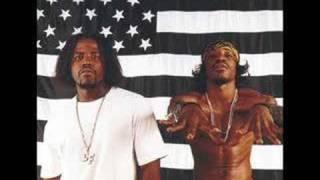 OutKast ft. Slimm Calhoun, C-Bone & T-Mo- Gangsta Shit