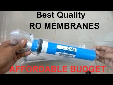 RO Membranes good quality in budget