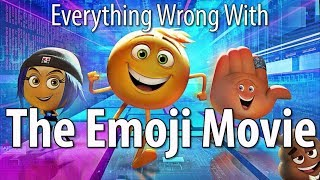 Everything Wrong With The Emoji Movie