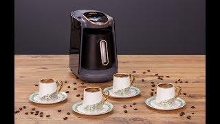 Arzum Okka Grandio Türk Kahvesi Makinesi Ürün İnceleme