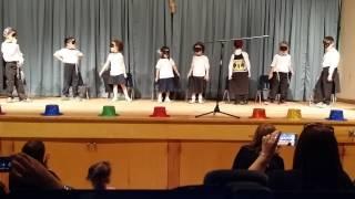 PHA 2015 Kindergarten Graduation - Vowel Bat