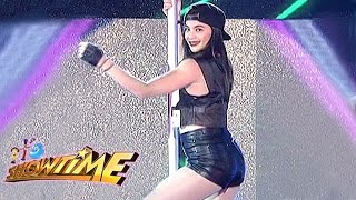 Anne Curtis twerks on It