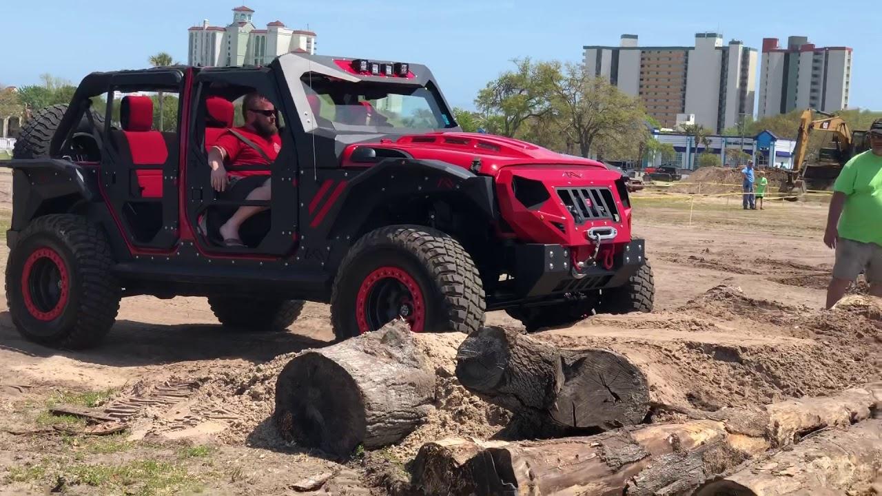Jeep Tours Myrtle Beach Sc