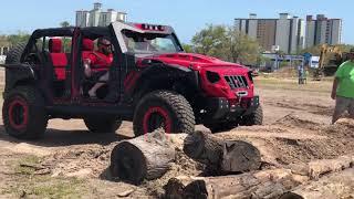 2018 Myrtle Beach .SC Jeep Jam