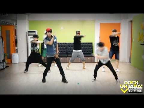 VIXX - Rock Ur Body (dance practice) DVhd