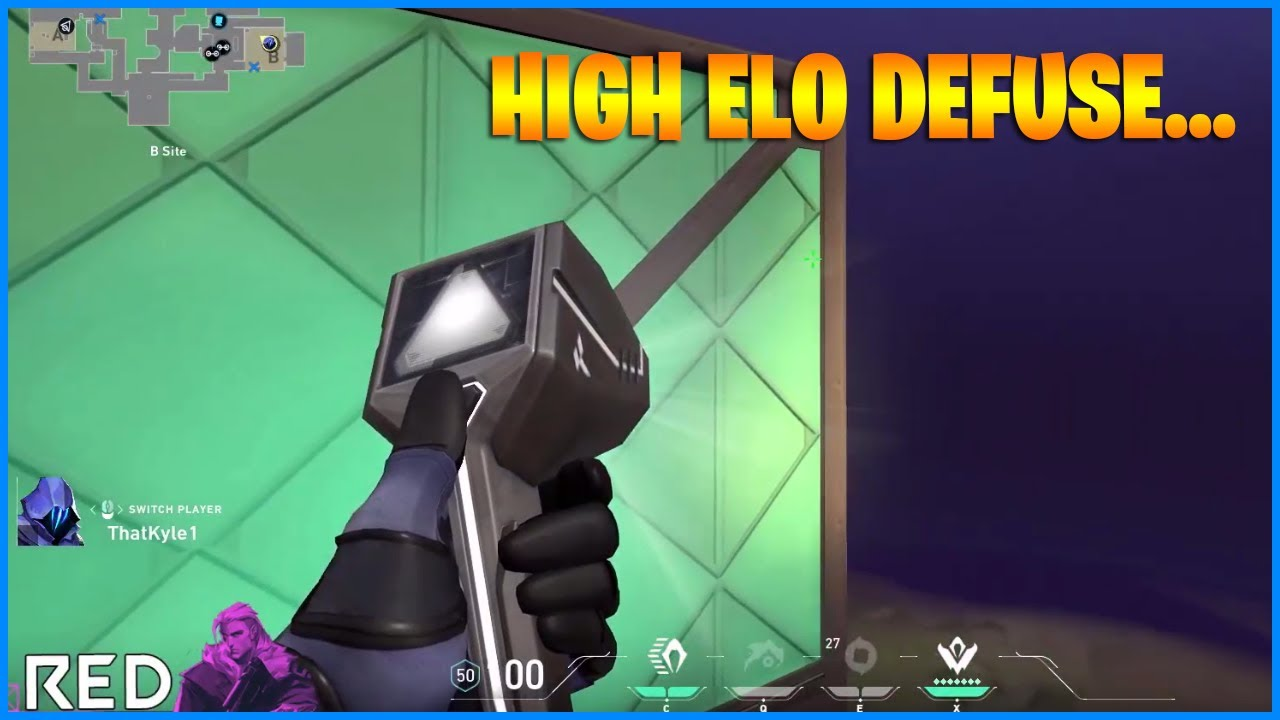 That's How They Defuse in High Elo...Valorant Funny  Best Moments Ep 118