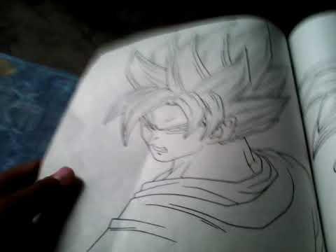 Libro Para Colorear De Dragon Ball Z