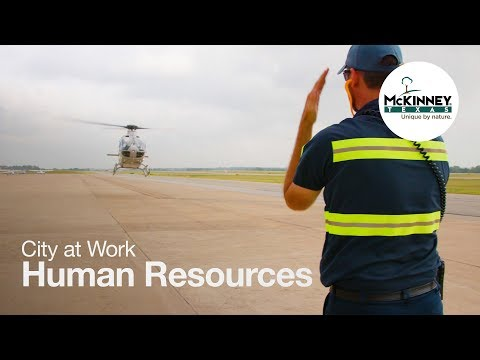 City At Work - Human Resources