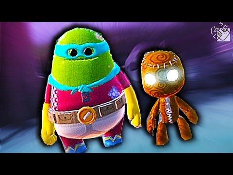ГАГАТУН И МАКСИМ играют в LittleBigPlanet 3 #1