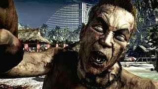 Dead Island Part 1 CRACK AND ZOMBIES