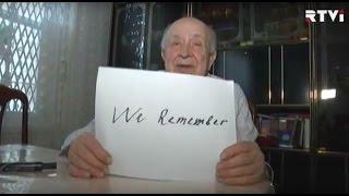 «Мы помним»  Воспоминания тех, кто пережил Холокост