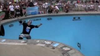 """Bondi Bowl A Rama"" skateboard contest 2009-Mike Rogers-  World Cup Skateboarding"