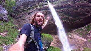 Exploring Slovenia: Waterfall Mountain Biking Adventure!