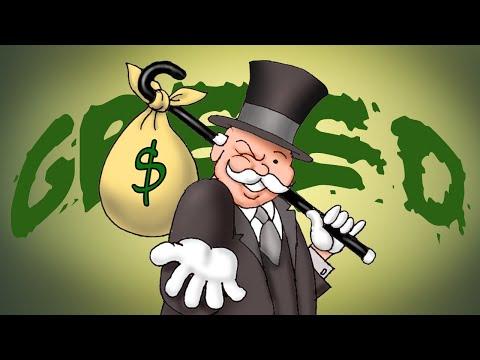 Dear Mr. 1% (corporate greed & political corruption)