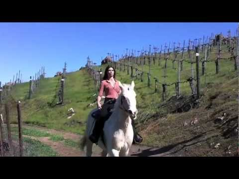 Danielle Vasinova Horseback Riding