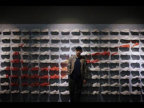 在大馬Nike HQ體驗NIKEiD [Eng Sub] NIKEid Experience at Nike Malaysia HQ
