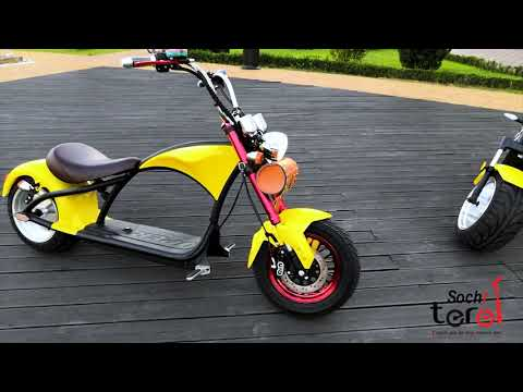Ситикоко Chopper VS Ситикоко Harley