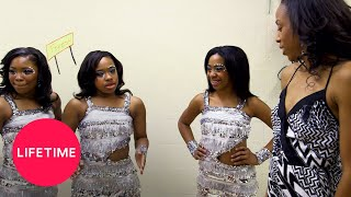 Bring It: The Dancing Dolls Trio Is Nervous (Season 1 Flashback) | Lifetime