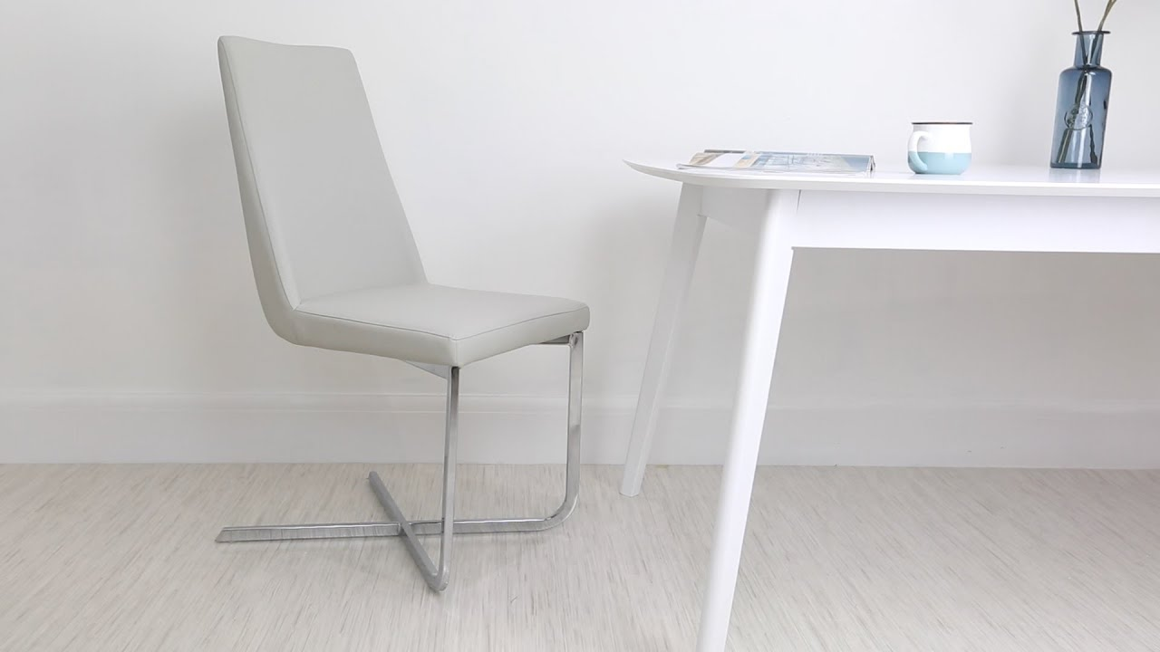 Stylish Cantilever Dining Chairs
