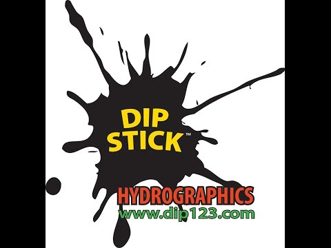 Dip Stick Coatings Kit Overview and how to