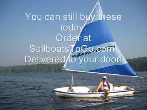Snark Styrofoam Sailboat with Kool Sail, from 1972  Like Super Snark and  Sunflower