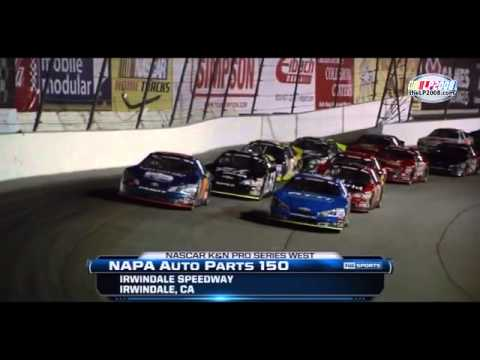2014 K&N Pro Series - WEST NAPA Auto Parts 150 @ Irwindale (Full Race)