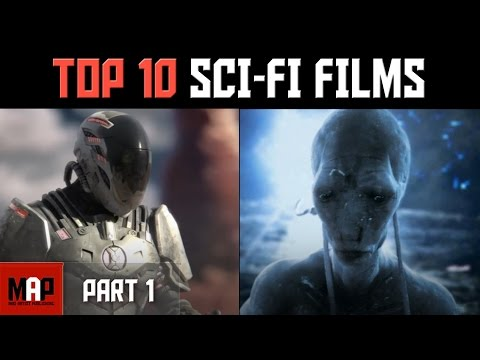 TOP 10 SCI-FI CGI Animated Films on Youtube (Part 1)