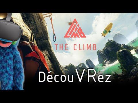 DécouVRez : THE CLIMB | Oculus Quest | VR Singe