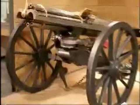 Civil War Weapons & Technology - YouTube