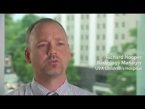 University of Virginia Children's Hospital Implements MRI Education Program