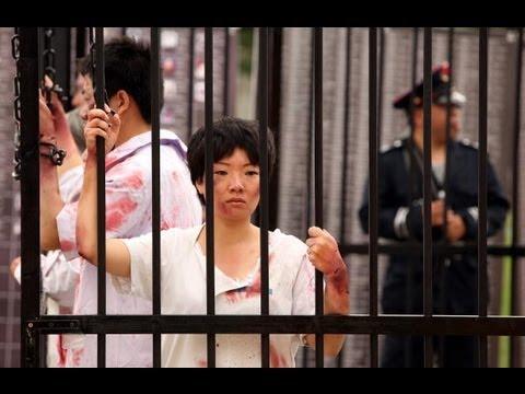 Fotos en internet representan torturas en Chongqing
