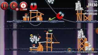 Angry birds star wars 2 gameplay boss battle