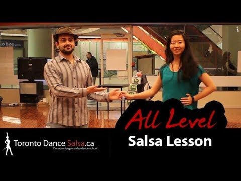 All Level Salsa Lesson