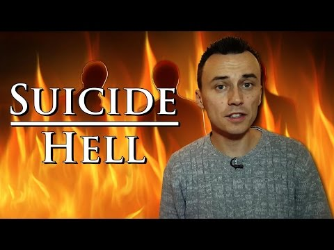 Will Committing SUICIDE Send You to HELL?